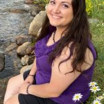 Karissa Skirmont, founder of Profoundly Purple