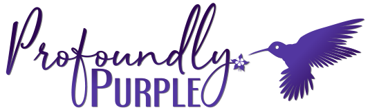 Profoundly Purple Logo